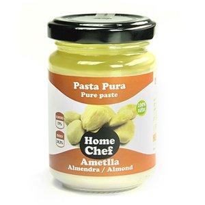 Almendra cruda en pasta