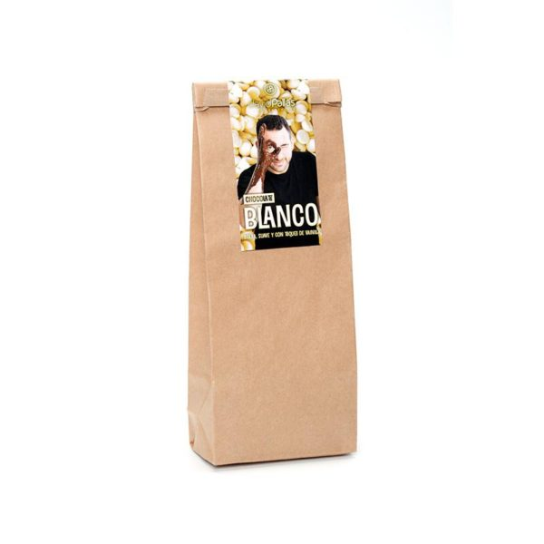 Chocolate Blanco (500g)