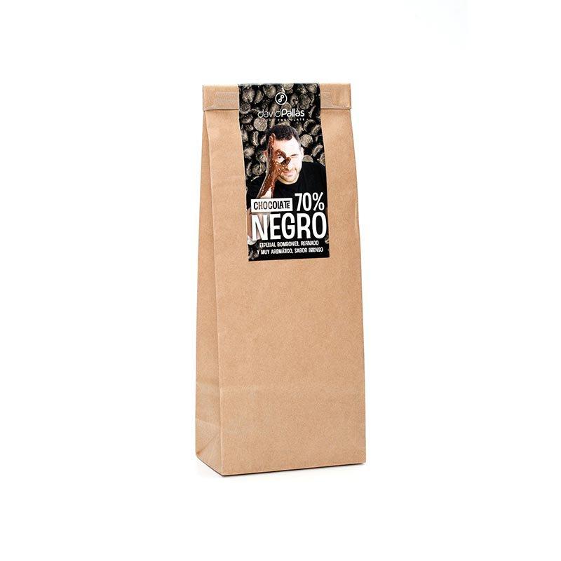 Chocolate Negro 70% (500g)