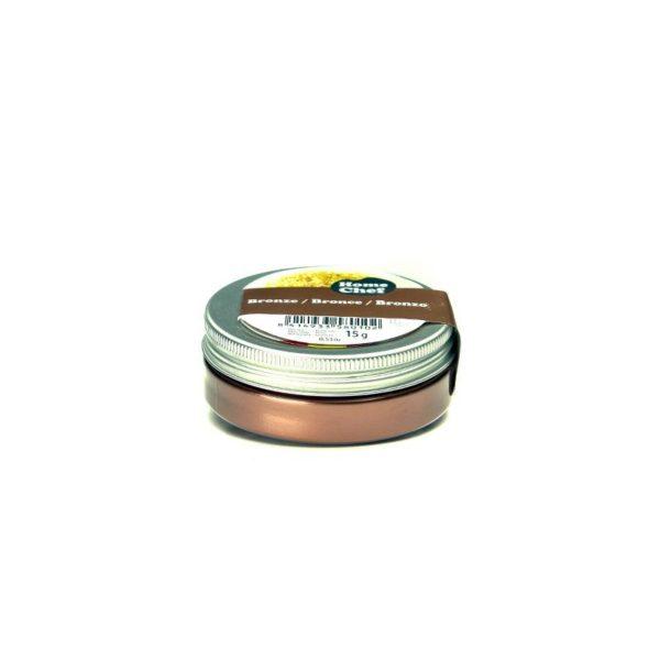 Colorante de bronce en polvo - 15g