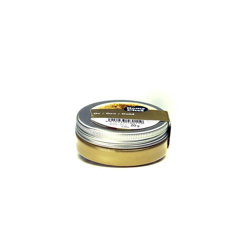 Colorante de oro en polvo - 20g