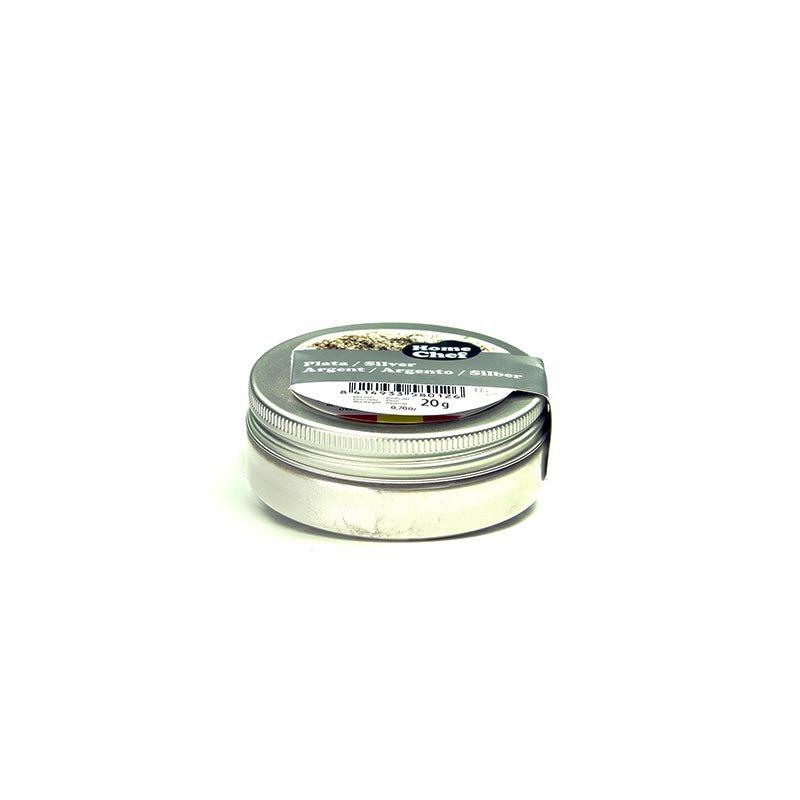Colorante de plata en polvo - 20g