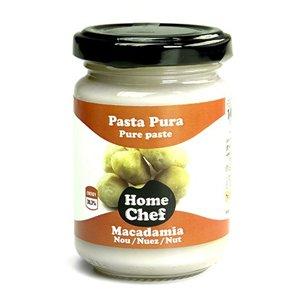 Nuez de macadamia en pasta
