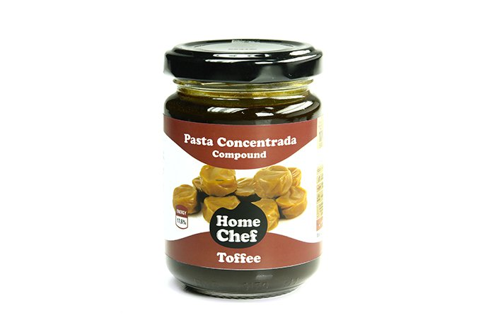 Pasta concentrada de Toffee