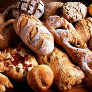 curso pan masas